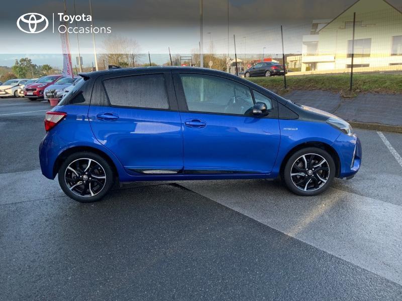 Photo 17 de l'offre de TOYOTA Yaris 100h Collection 5p RC18 à 14880€ chez Altis - Toyota Auray