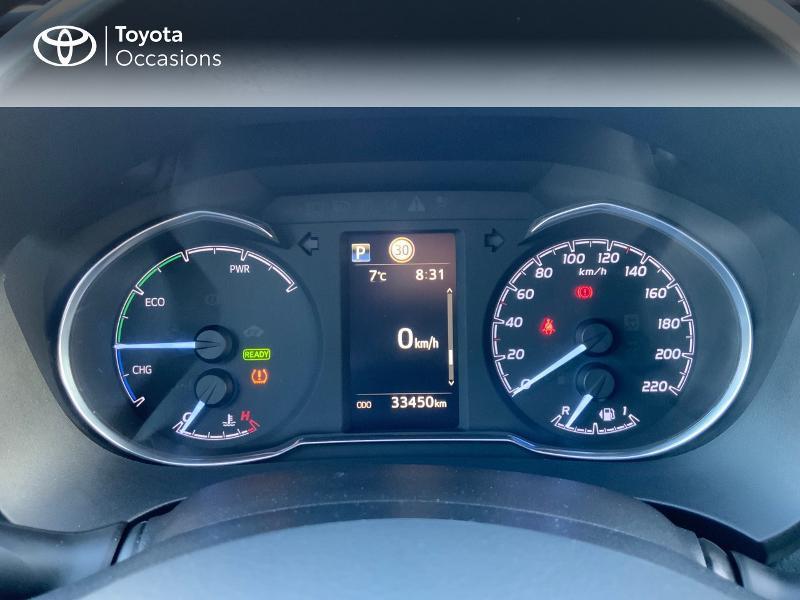 Photo 14 de l'offre de TOYOTA Yaris 100h Collection 5p RC18 à 14880€ chez Altis - Toyota Auray