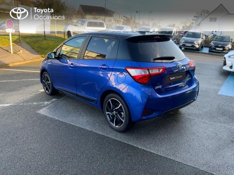 Photo 26 de l'offre de TOYOTA Yaris 100h Collection 5p RC18 à 14880€ chez Altis - Toyota Auray