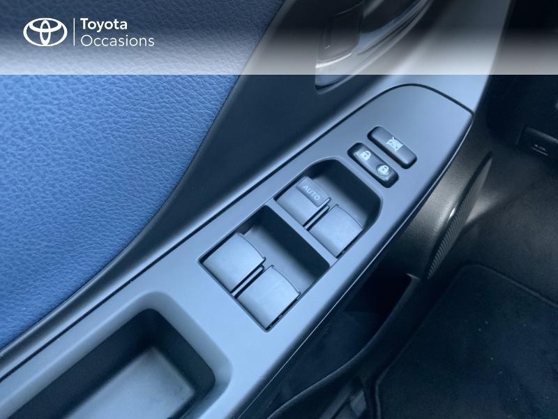 Photo 21 de l'offre de TOYOTA Yaris 100h Collection 5p RC18 à 14880€ chez Altis - Toyota Auray