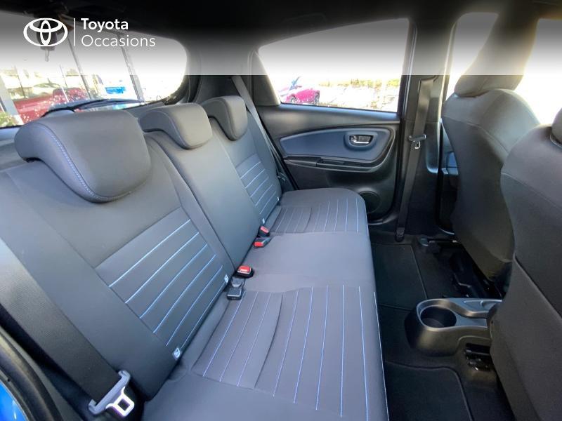 Photo 7 de l'offre de TOYOTA Yaris 100h Collection 5p RC18 à 14880€ chez Altis - Toyota Auray