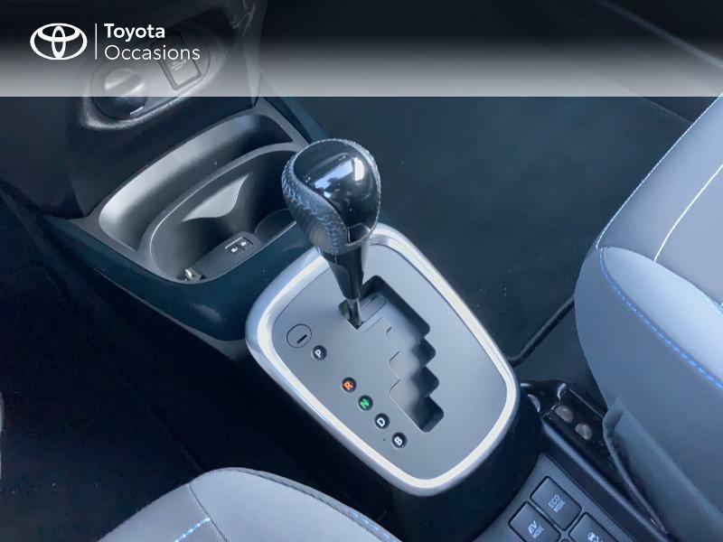 Photo 23 de l'offre de TOYOTA Yaris 100h Collection 5p RC18 à 14880€ chez Altis - Toyota Auray