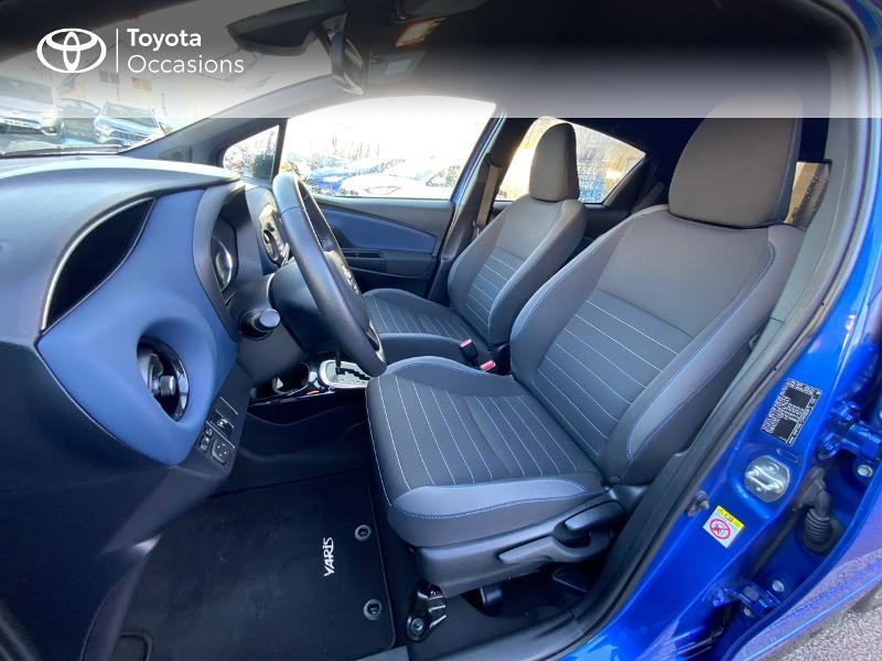 Photo 11 de l'offre de TOYOTA Yaris 100h Collection 5p RC18 à 14880€ chez Altis - Toyota Auray