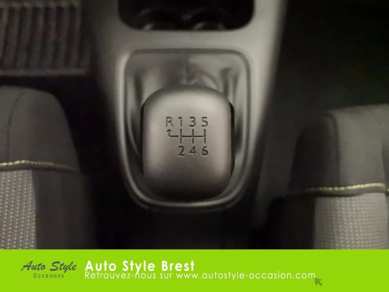 Photo 8 de l'offre de CITROEN C3 PureTech 110ch Feel S&S E6.d 6cv à 14990€ chez Autostyle Brest