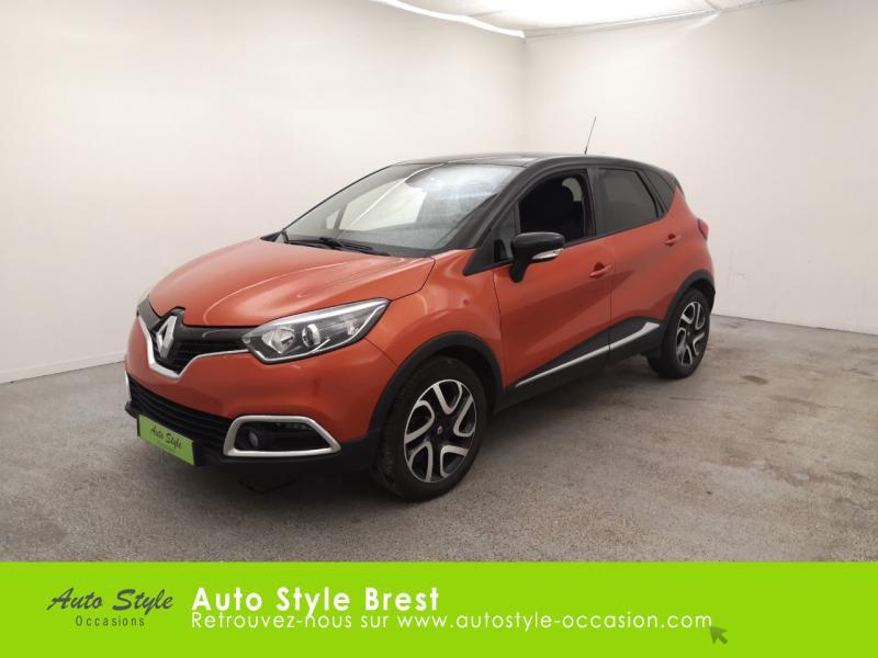 Renault Captur 0.9 TCe 90ch Stop&Start energy Intens eco² Essence Orange Arizona Occasion à vendre