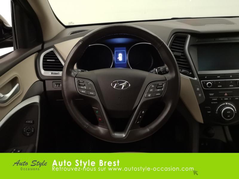 Photo 4 de l'offre de HYUNDAI Santa Fe 2.2 CRDi 200ch Creative 2WD à 23990€ chez Autostyle Brest