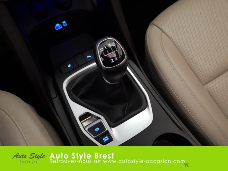 Photo 8 de l'offre de HYUNDAI Santa Fe 2.2 CRDi 200ch Creative 2WD à 23990€ chez Autostyle Brest