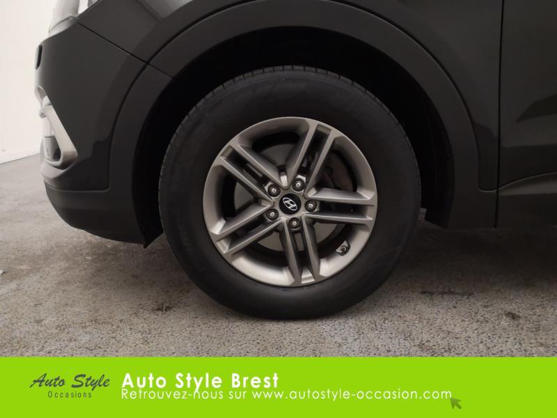 Photo 19 de l'offre de HYUNDAI Santa Fe 2.2 CRDi 200ch Creative 2WD à 23990€ chez Autostyle Brest