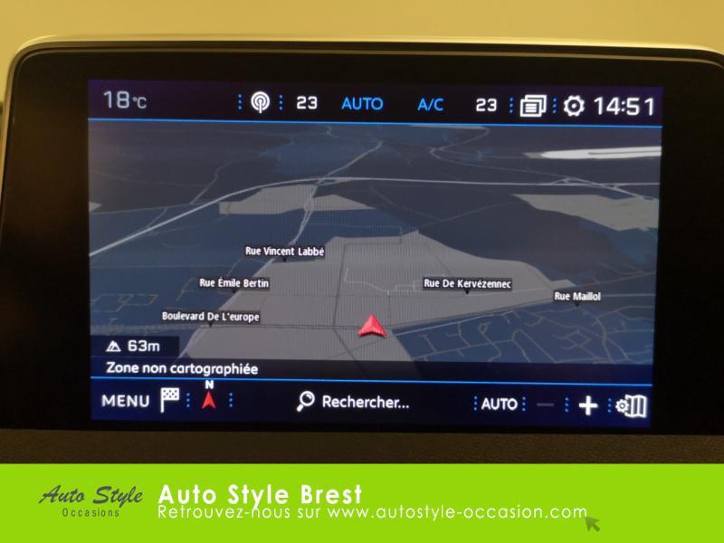 Photo 8 de l'offre de PEUGEOT 5008 1.5 BlueHDi 130ch E6.c GT Line S&S EAT8 à 27990€ chez Autostyle Brest