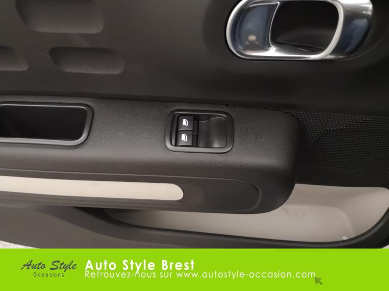 Photo 10 de l'offre de CITROEN C3 PureTech 110ch Feel S&S E6.d 6cv à 14990€ chez Autostyle Brest