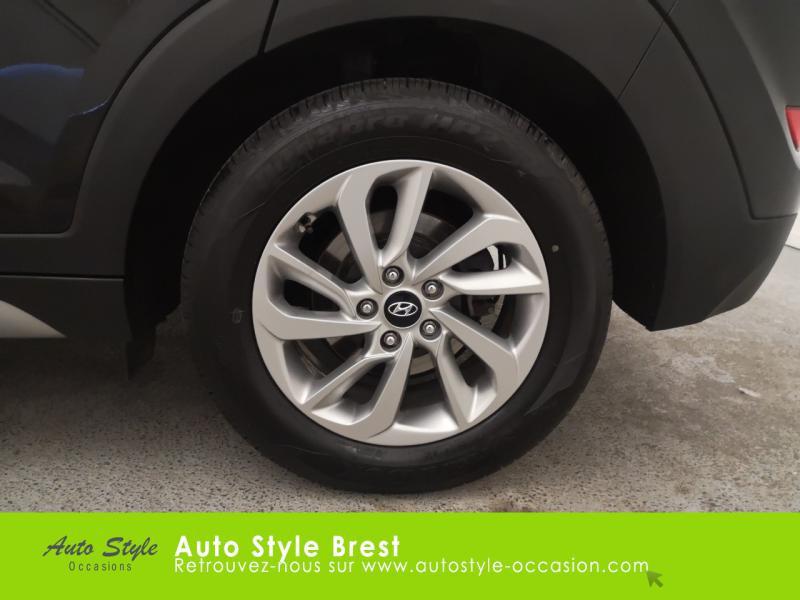 Photo 18 de l'offre de HYUNDAI Tucson 1.7 CRDI 115ch Creative 2WD à 15990€ chez Autostyle Brest