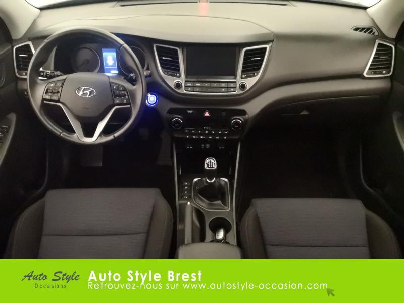 Photo 3 de l'offre de HYUNDAI Tucson 1.7 CRDI 115ch Creative 2WD à 15990€ chez Autostyle Brest