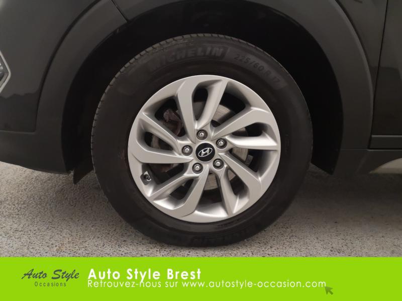 Photo 17 de l'offre de HYUNDAI Tucson 1.7 CRDI 115ch Creative 2WD à 15990€ chez Autostyle Brest