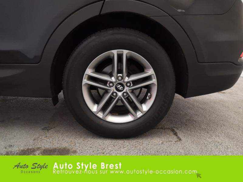 Photo 18 de l'offre de HYUNDAI Santa Fe 2.2 CRDi 200ch Creative 2WD à 23990€ chez Autostyle Brest