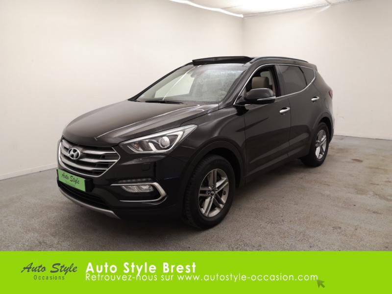 Photo 1 de l'offre de HYUNDAI Santa Fe 2.2 CRDi 200ch Creative 2WD à 23990€ chez Autostyle Brest