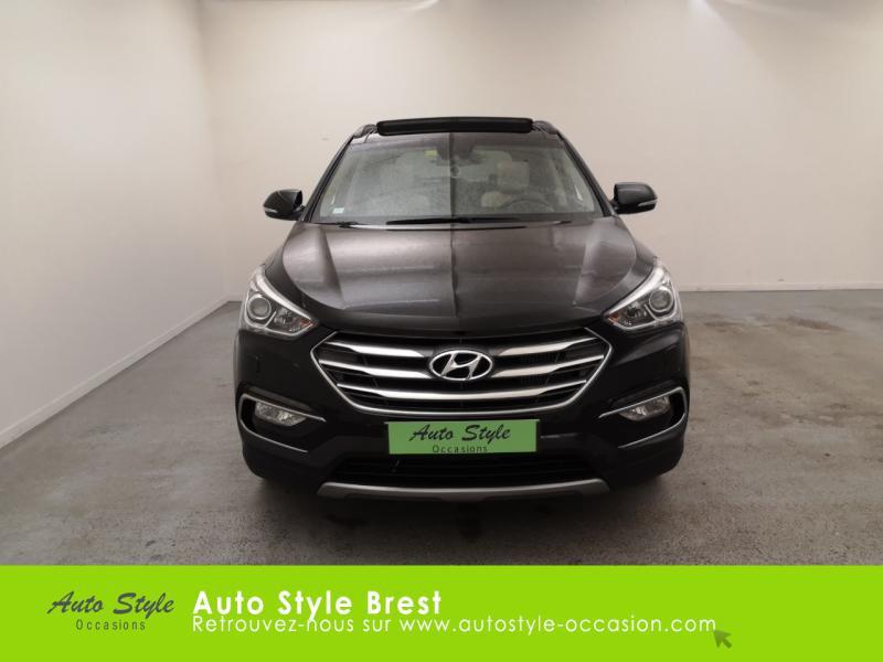 Photo 15 de l'offre de HYUNDAI Santa Fe 2.2 CRDi 200ch Creative 2WD à 23990€ chez Autostyle Brest