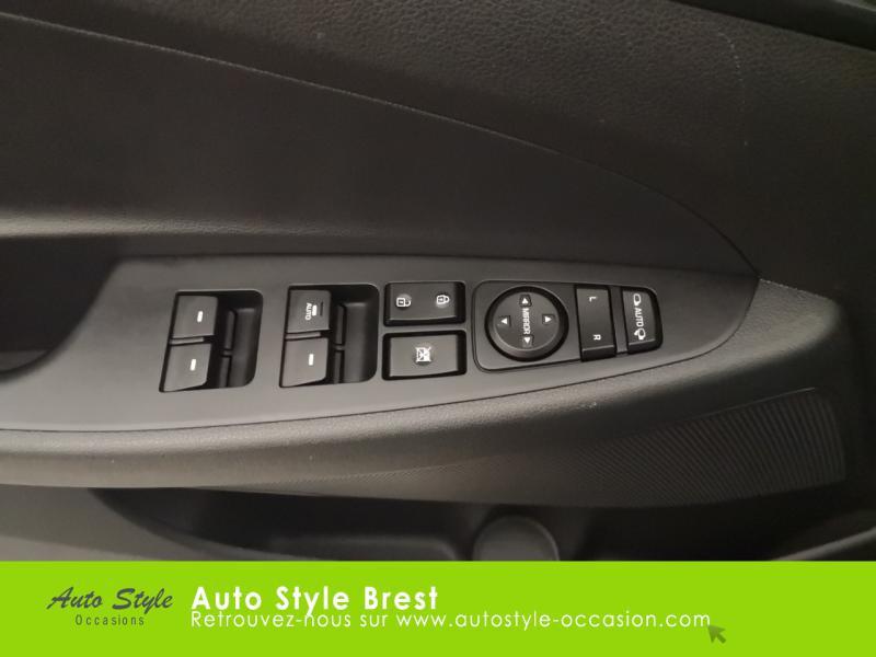 Photo 11 de l'offre de HYUNDAI Tucson 1.7 CRDI 115ch Creative 2WD à 15990€ chez Autostyle Brest