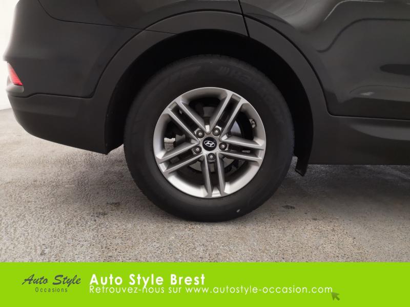 Photo 17 de l'offre de HYUNDAI Santa Fe 2.2 CRDi 200ch Creative 2WD à 23990€ chez Autostyle Brest