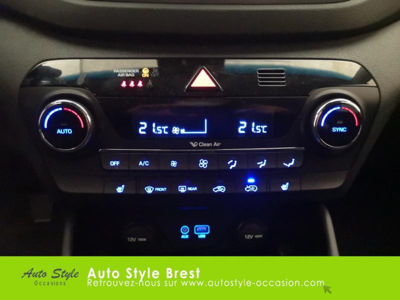 Photo 7 de l'offre de HYUNDAI Tucson 2.0 CRDI 136ch Executive 2WD à 16990€ chez Autostyle Brest