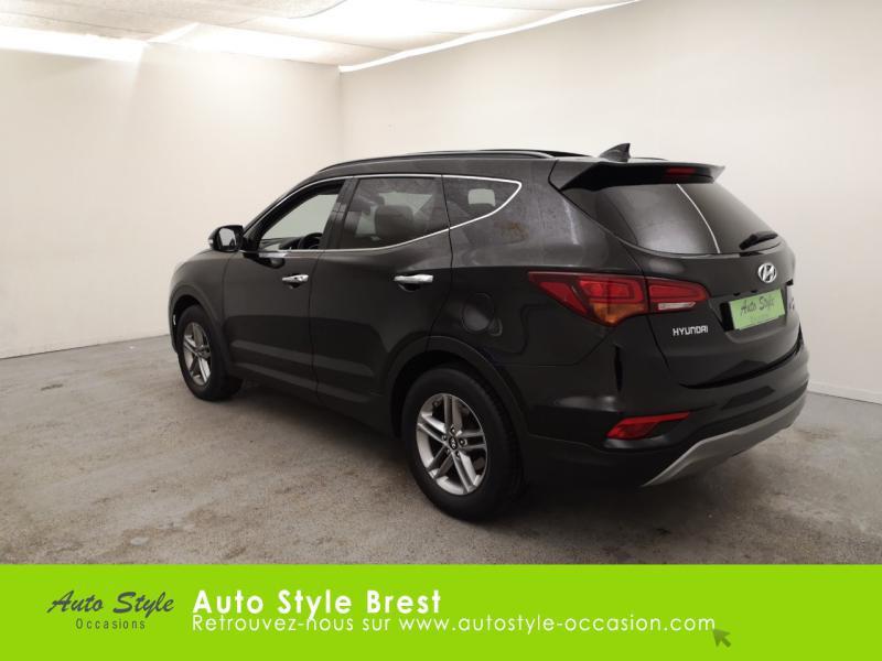 Photo 2 de l'offre de HYUNDAI Santa Fe 2.2 CRDi 200ch Creative 2WD à 23990€ chez Autostyle Brest