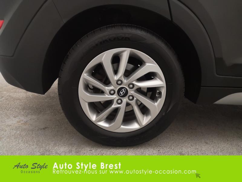 Photo 19 de l'offre de HYUNDAI Tucson 1.7 CRDI 115ch Creative 2WD à 15990€ chez Autostyle Brest