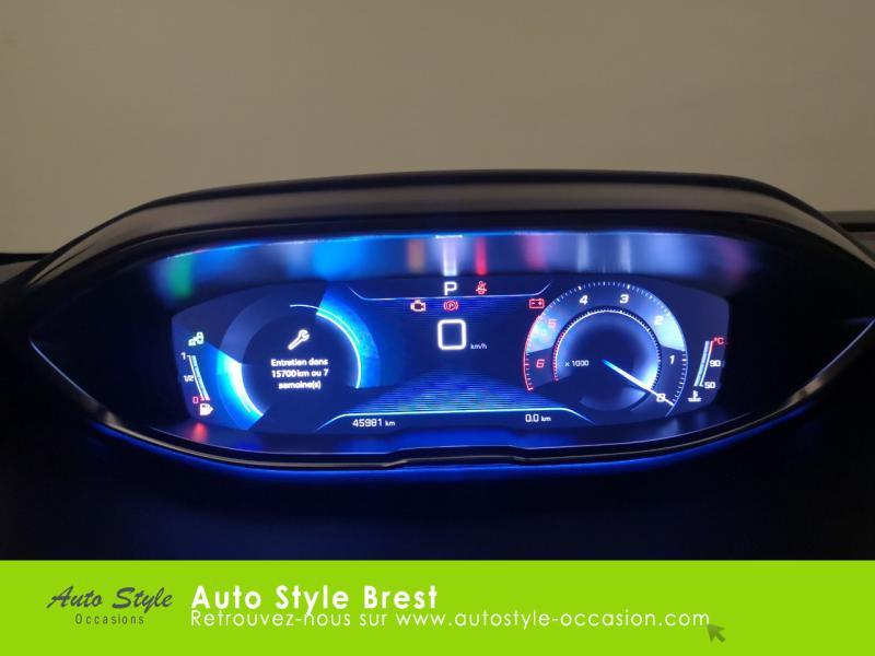 Photo 9 de l'offre de PEUGEOT 5008 1.5 BlueHDi 130ch E6.c GT Line S&S EAT8 à 27990€ chez Autostyle Brest