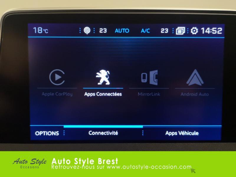 Photo 17 de l'offre de PEUGEOT 5008 1.5 BlueHDi 130ch E6.c GT Line S&S EAT8 à 27990€ chez Autostyle Brest