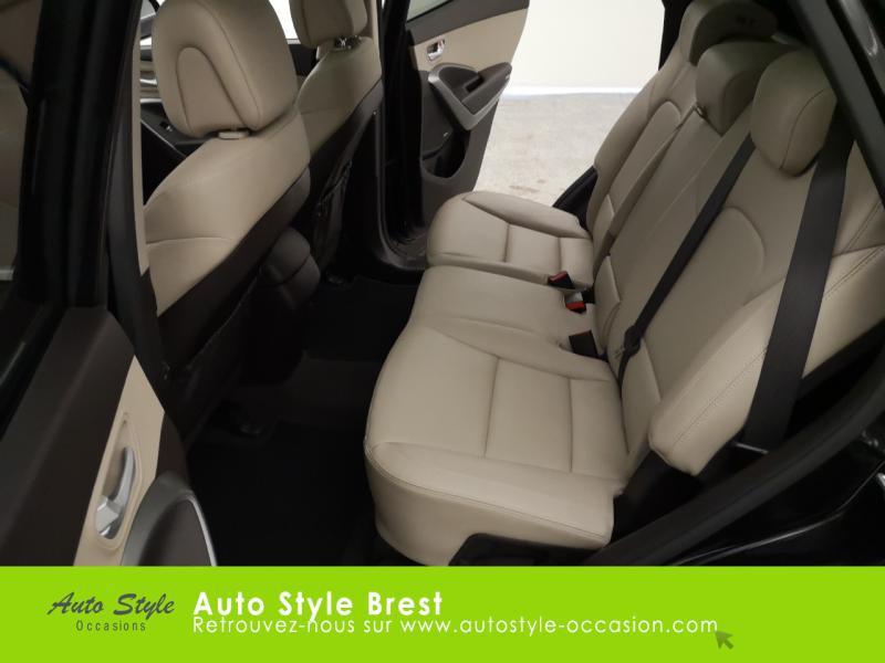 Photo 11 de l'offre de HYUNDAI Santa Fe 2.2 CRDi 200ch Creative 2WD à 23990€ chez Autostyle Brest