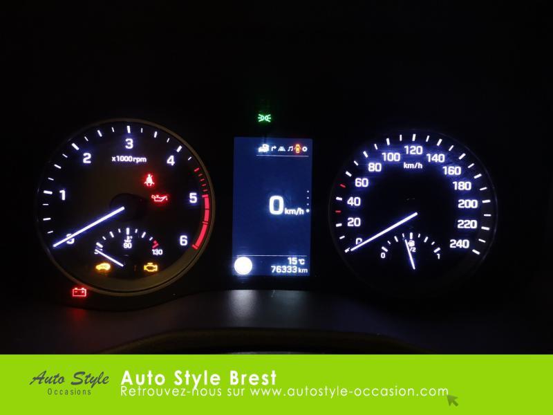 Photo 8 de l'offre de HYUNDAI Tucson 2.0 CRDI 136ch Executive 2WD à 16990€ chez Autostyle Brest
