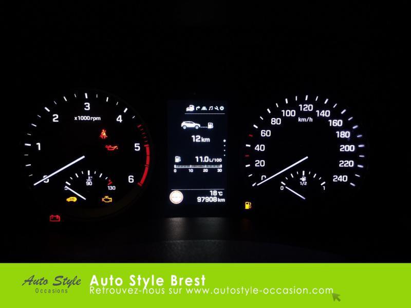 Photo 9 de l'offre de HYUNDAI Tucson 1.7 CRDI 115ch Creative 2WD à 15990€ chez Autostyle Brest