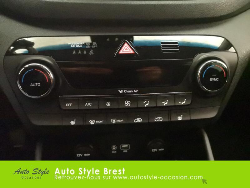 Photo 7 de l'offre de HYUNDAI Tucson 1.7 CRDI 115ch Creative 2WD à 15990€ chez Autostyle Brest