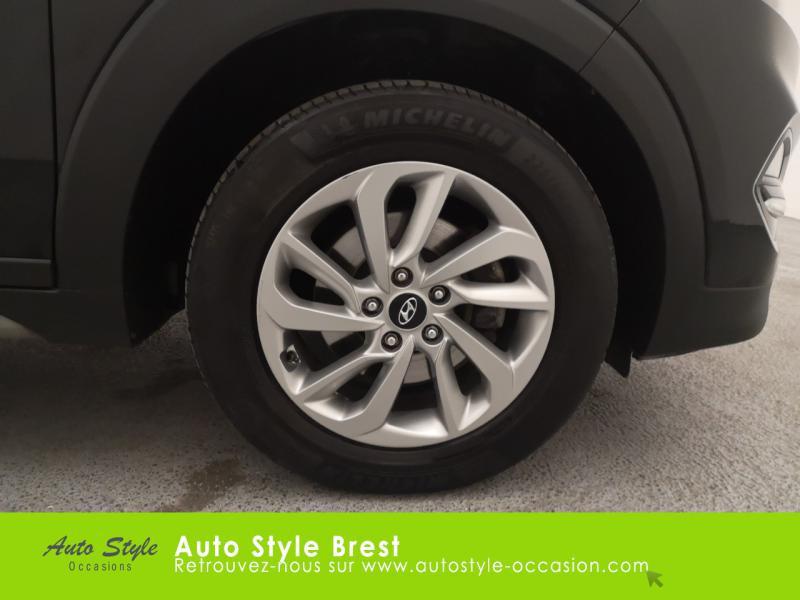 Photo 20 de l'offre de HYUNDAI Tucson 1.7 CRDI 115ch Creative 2WD à 15990€ chez Autostyle Brest