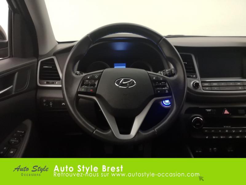 Photo 4 de l'offre de HYUNDAI Tucson 1.7 CRDI 115ch Creative 2WD à 15990€ chez Autostyle Brest