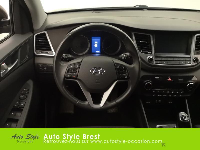 Photo 4 de l'offre de HYUNDAI Tucson 2.0 CRDI 136ch Executive 2WD à 16990€ chez Autostyle Brest