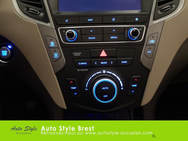 Photo 7 de l'offre de HYUNDAI Santa Fe 2.2 CRDi 200ch Creative 2WD à 23990€ chez Autostyle Brest