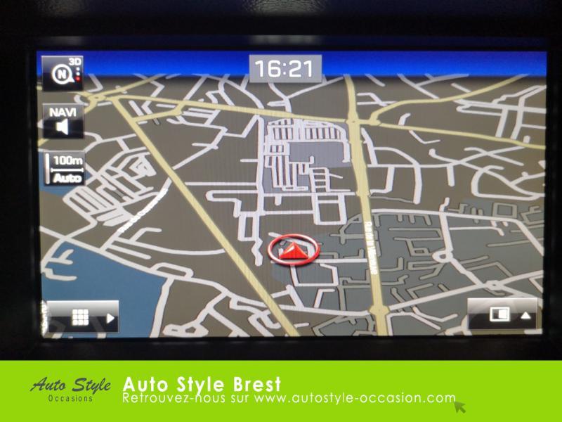 Photo 5 de l'offre de HYUNDAI Tucson 1.7 CRDI 115ch Creative 2WD à 15990€ chez Autostyle Brest