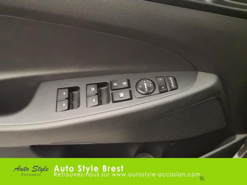 Photo 11 de l'offre de HYUNDAI Tucson 2.0 CRDI 136ch Executive 2WD à 16990€ chez Autostyle Brest