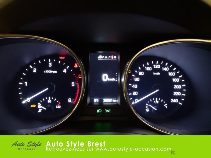 Photo 10 de l'offre de HYUNDAI Santa Fe 2.2 CRDi 200ch Creative 2WD à 23990€ chez Autostyle Brest