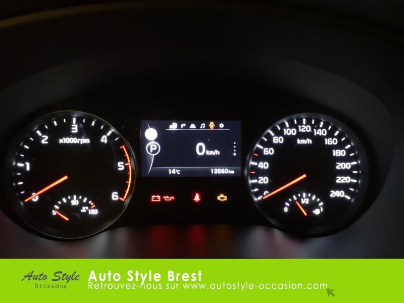 Photo 11 de l'offre de KIA Sportage 1.6 CRDi 136ch ISG GT Line 4x2 DCT7 à 24990€ chez Autostyle Brest
