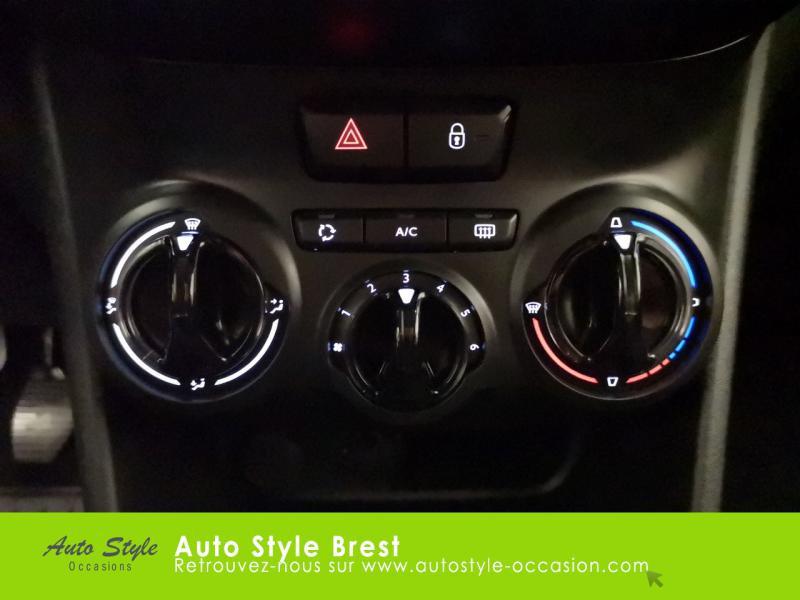 Photo 7 de l'offre de PEUGEOT 208 1.5 BlueHDi 100ch S&S Active à 13990€ chez Autostyle Brest