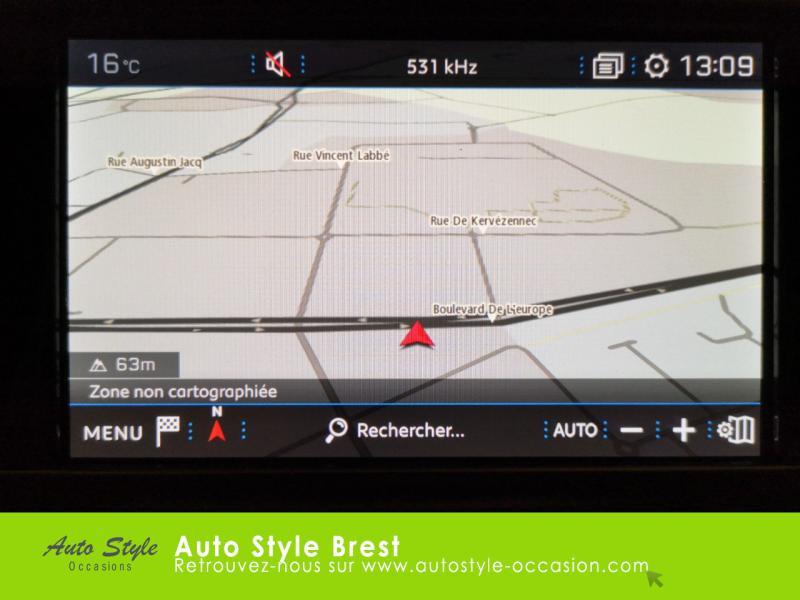 Photo 5 de l'offre de PEUGEOT 208 1.5 BlueHDi 100ch S&S Active à 13990€ chez Autostyle Brest