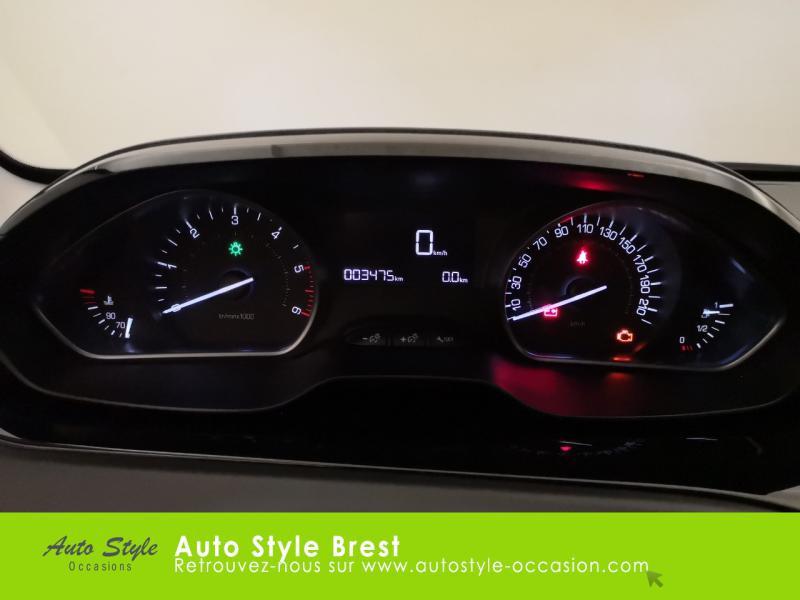 Photo 11 de l'offre de PEUGEOT 208 1.5 BlueHDi 100ch S&S Active à 13990€ chez Autostyle Brest