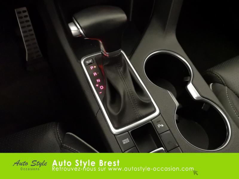 Photo 9 de l'offre de KIA Sportage 1.6 CRDi 136ch ISG GT Line 4x2 DCT7 à 24990€ chez Autostyle Brest