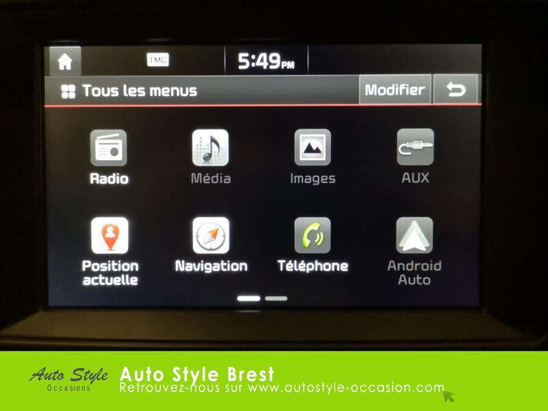 Photo 7 de l'offre de KIA Sportage 1.6 CRDi 136ch ISG GT Line 4x2 DCT7 à 24990€ chez Autostyle Brest