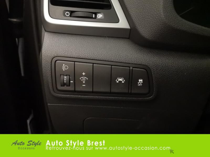 Photo 10 de l'offre de HYUNDAI Tucson 2.0 CRDI 136ch Executive 2WD à 16990€ chez Autostyle Brest