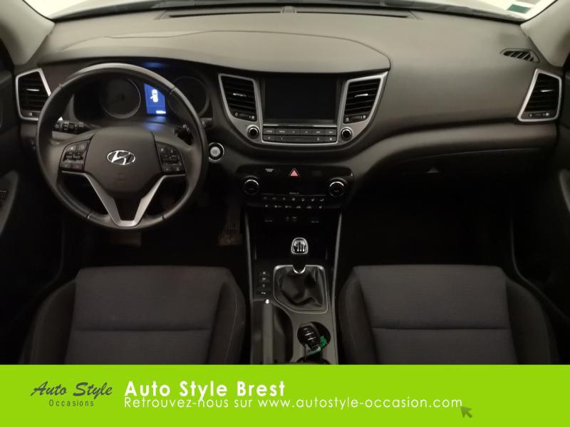 Photo 3 de l'offre de HYUNDAI Tucson 2.0 CRDI 136ch Executive 2WD à 16990€ chez Autostyle Brest