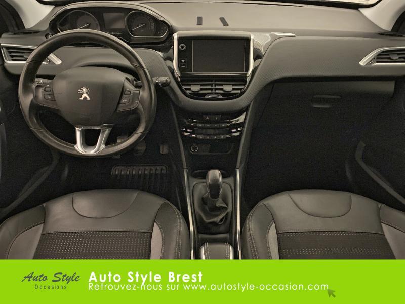 Photo 6 de l'offre de PEUGEOT 2008 1.6 e-HDi92 FAP Allure à 10490€ chez Autostyle Brest