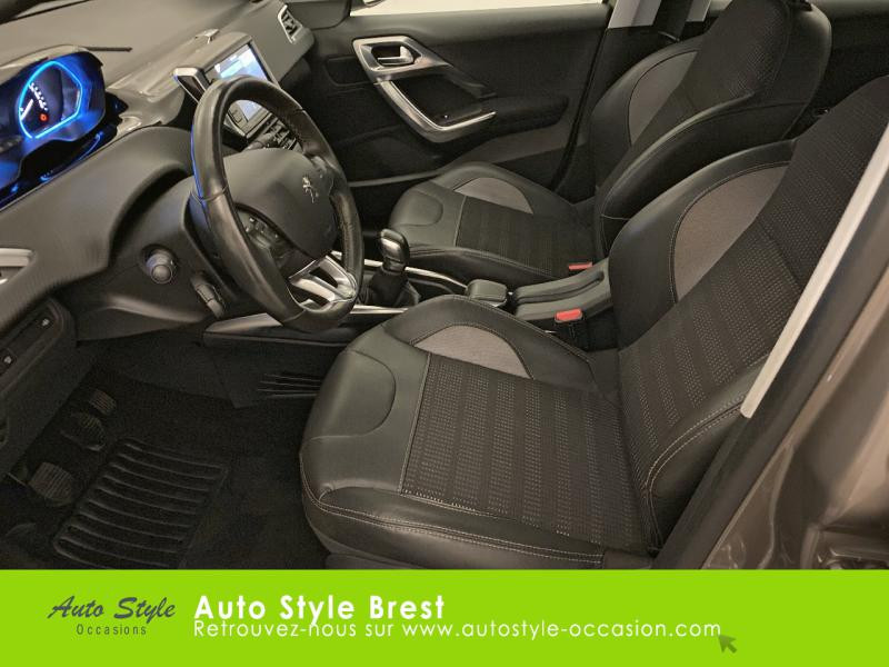 Photo 19 de l'offre de PEUGEOT 2008 1.6 e-HDi92 FAP Allure à 10490€ chez Autostyle Brest