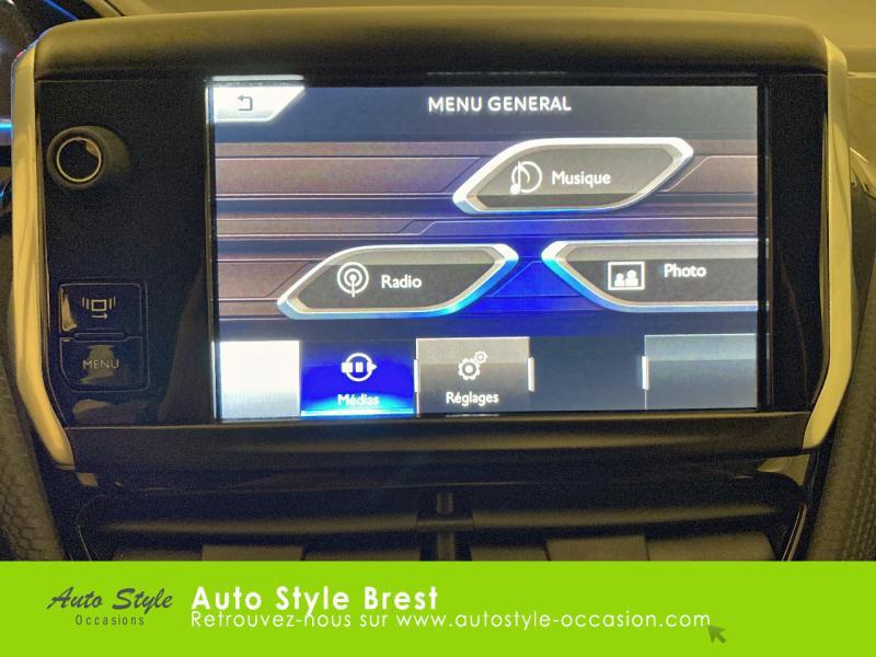 Photo 8 de l'offre de PEUGEOT 2008 1.6 e-HDi92 FAP Allure à 10490€ chez Autostyle Brest