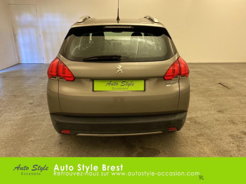 Photo 20 de l'offre de PEUGEOT 2008 1.6 e-HDi92 FAP Allure à 10490€ chez Autostyle Brest